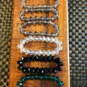 Set of 6 Bracelets
